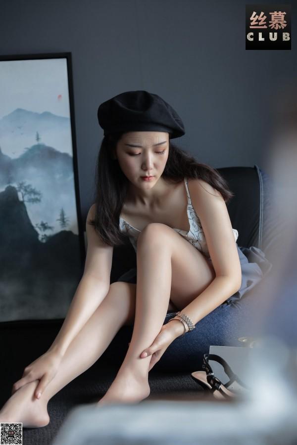 SM053 《恬恬的百褶裙》
