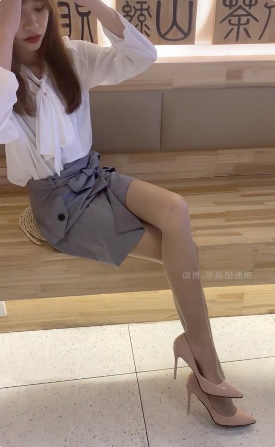 学妹加速跑 Video XM091 霸王茶姬