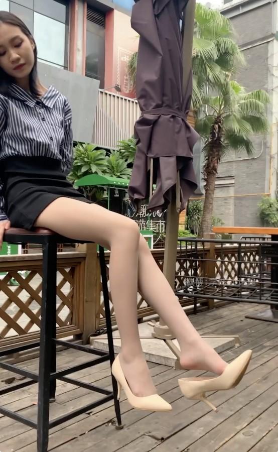 Video XM094 无价之腿