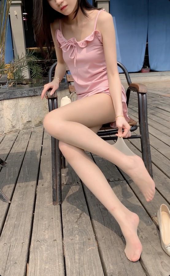 学妹加速跑 Video XM158 粉红女郎の春