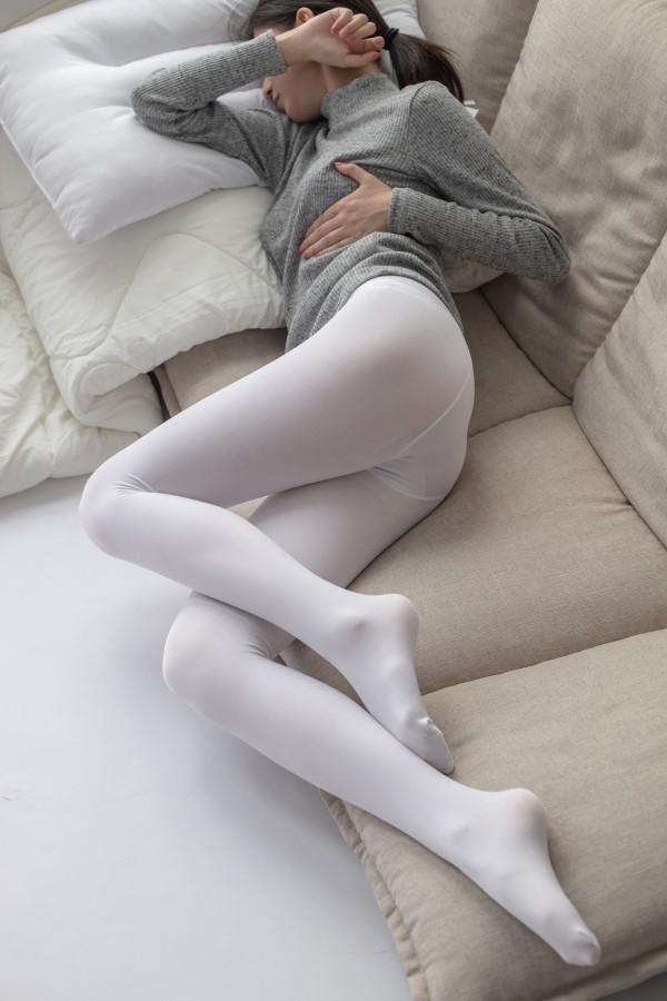 森萝财团 ALPHA-016 灰衣白丝