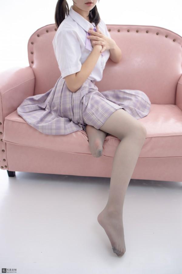 森萝财团 JKFUN-021 15D灰丝