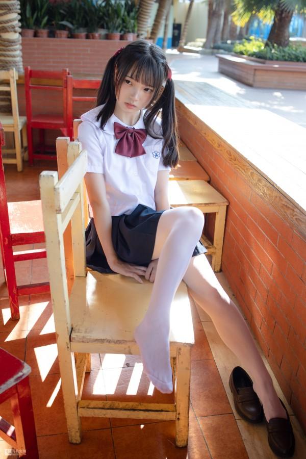 森萝财团 JKFUN-026 雪糕游乐园 15D白丝 默陌