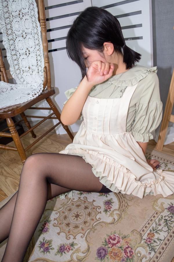 森萝财团 R15-041 黑丝女仆