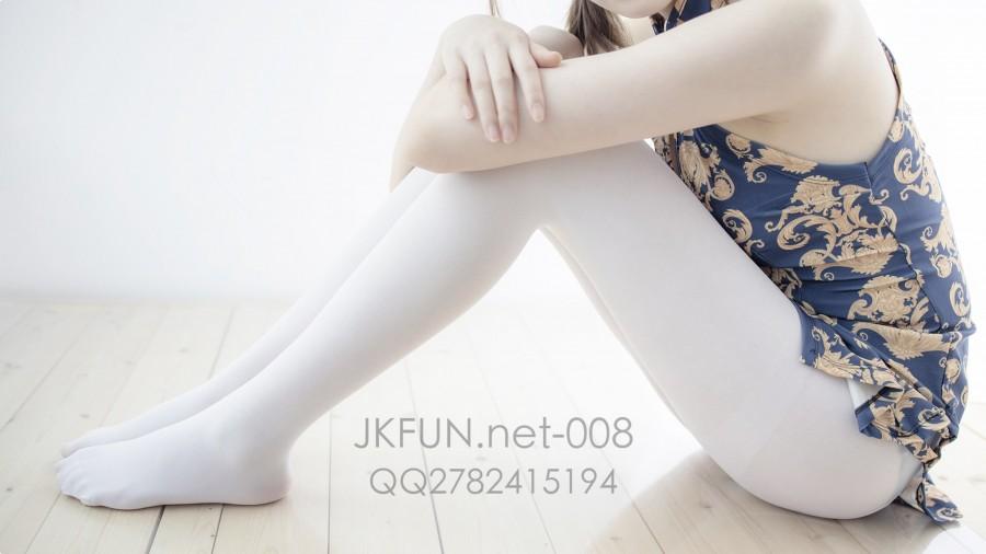 森萝财团 Video JKFUN-008 Aika 50D白丝踩酱肉包