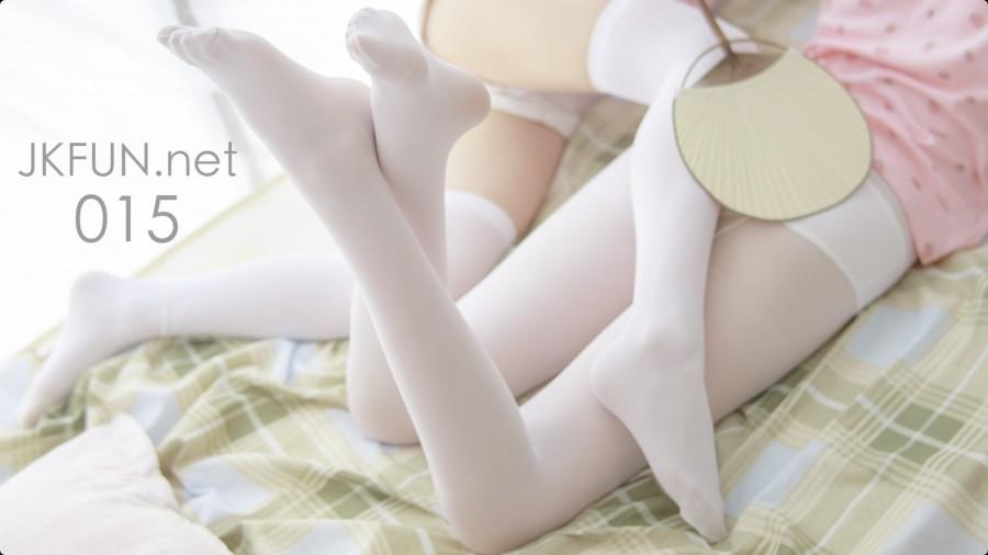 森萝财团 Video JKFUN-015 默陌+AIKA-甜心闺蜜白丝