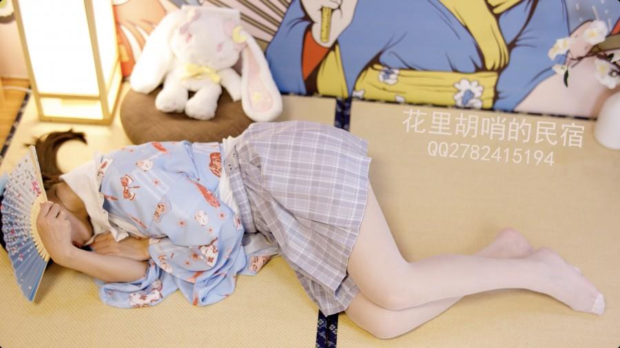 森萝财团 Video JKFUN-027 花里胡哨的民宿 5D白丝 默陌