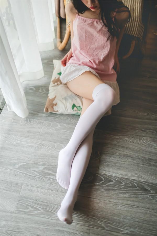 风之领域 No.114 女神的白丝长腿
