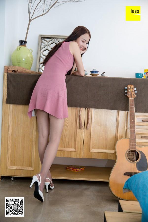IESS 丝享家312 《弹吉他的灰丝少女》