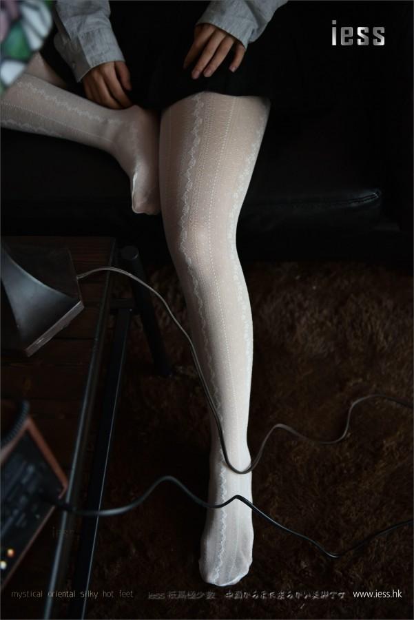 IESS 丝足便当097 《琪琪的蕾丝连裤袜》