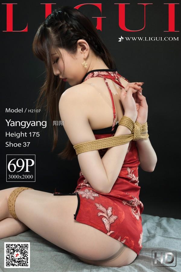 Ligui 《紧缚丽莲》 - 阳阳 2021.02.12