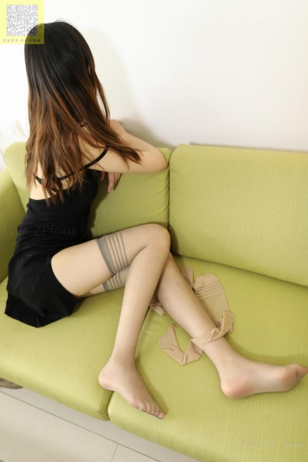 LSS No.43 学妹长腿筒袜