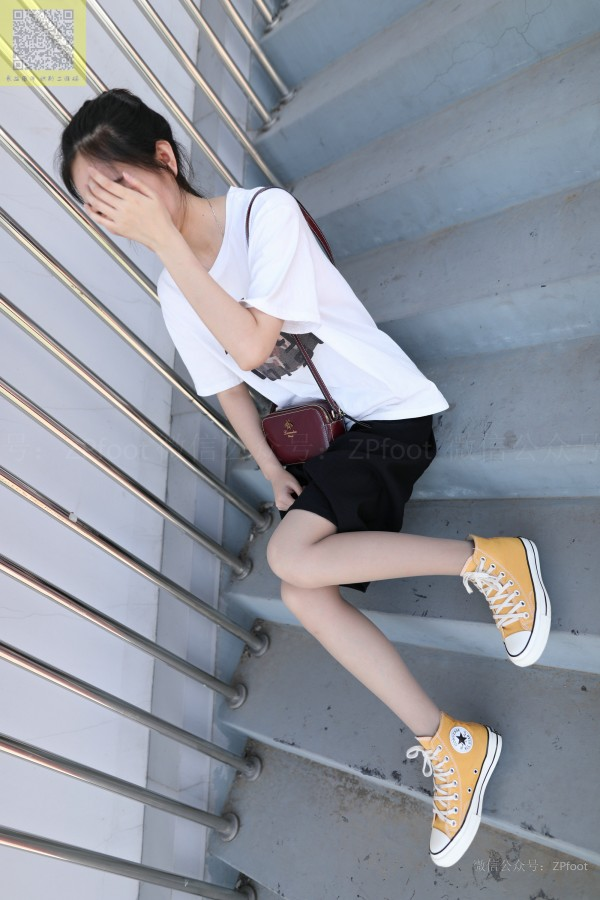 LSS No.57 灰丝棉袜帆布鞋