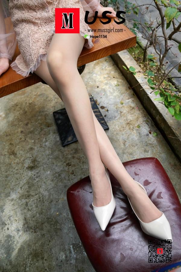 MussGirl 女神的腿从来不是天生的