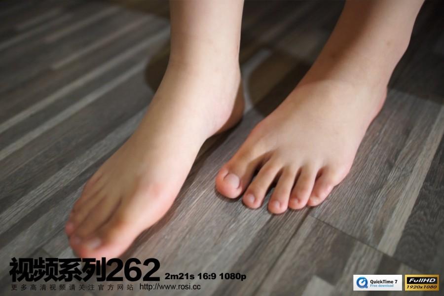 Rosi视频系列 No.262