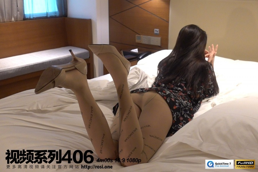 Rosi视频系列 No.406
