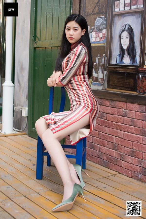 SIW Vol.042 复古旗袍