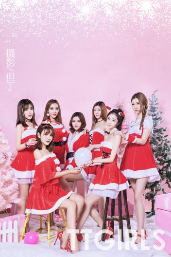 TouTiaoGirls 2018圣诞节快乐