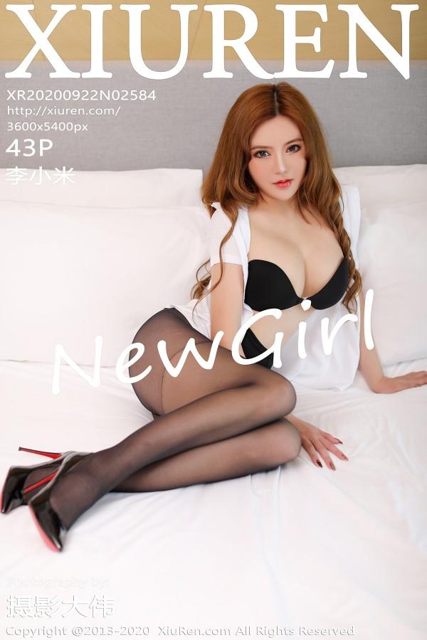 XiuRen No.2584